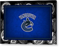 Vancouver Canucks Acrylic Print