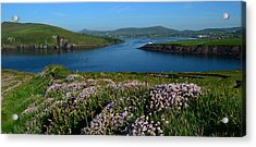 View Over Dingle Bay Acrylic Print