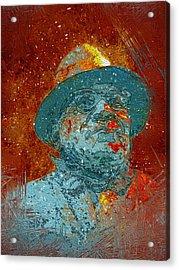 Vince Lombardi Acrylic Print