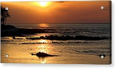 Waikoloa Sunset Acrylic Print