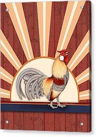 Wakeup Call Acrylic Print by Katherine Plumer