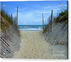 Well Traveled Acrylic Print by Bob Sample