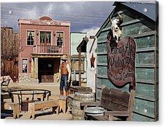 Williams, Arizona, United States Acrylic Print by Julien Mcroberts