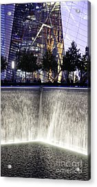 World Trade Center Museum Acrylic Print