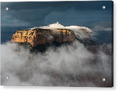 Wotans Throne Acrylic Print