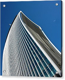20 Fenchurch Street Skyscraper Acrylic Print by Carlos Dominguez