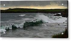 Kinard Beach Acrylic Print