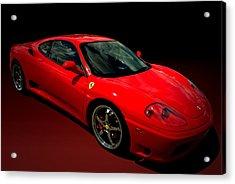 2004 Ferrari 360 Modena Acrylic Print