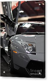 2010 Lamborghini Lp670-4 Super Veloce - 5d20190 Acrylic Print by Wingsdomain Art and Photography