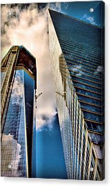 2011 Memorial New York City Acrylic Print
