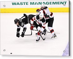 2012 Nhl Stanley Cup Final – Game Four Acrylic Print by Christian Petersen