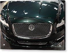2013 Jaguar Xj Range - 5d20263 Acrylic Print by Wingsdomain Art and Photography
