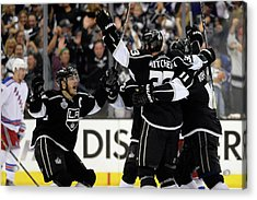 2014 Nhl Stanley Cup Final - Game Two Acrylic Print