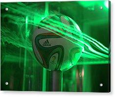 2014 World Cup Football Aerodynamics Acrylic Print