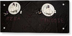 20141018-dsc00340 Acrylic Print by Christopher Holmes