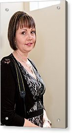 20141018-dsc00399 Acrylic Print by Christopher Holmes