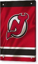 New Jersey Devils Acrylic Print