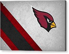 Arizona Cardinals Acrylic Print by Joe Hamilton