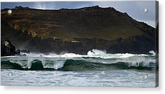 Clogher Beach Acrylic Print