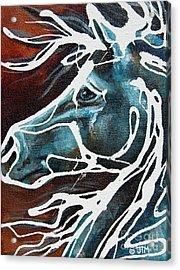 #22 June 13th Acrylic Print