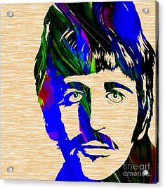 Ringo Starr Collection Acrylic Print