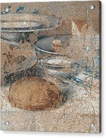 Italy, Lombardy, Milan, Refectory Acrylic Print by Everett