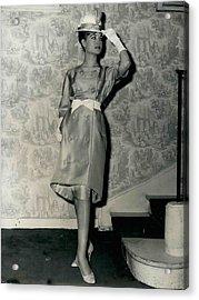 Paris Fashions Acrylic Print by Retro Images Archive