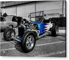 '23 T-bucket 001 Acrylic Print by Lance Vaughn