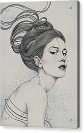 230 Acrylic Print by Diego Fernandez