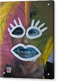 2404 Acrylic Print