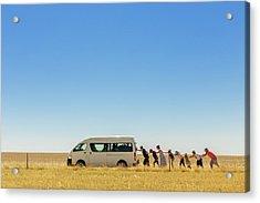 2.500 Km Around Australia Acrylic Print