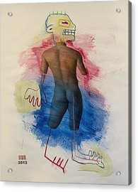 2546 Acrylic Print
