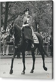Trooping The Colour Ceremony Acrylic Print by Retro Images Archive