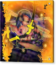 261020130000 Acrylic Print by Oleg Trifonov