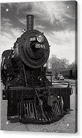 Acrylic Print featuring the photograph 2645 by Chuck De La Rosa