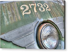 Acrylic Print featuring the photograph 2732 by Michael Donahue