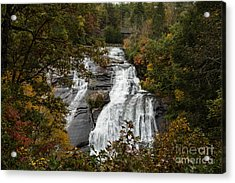 2757 High Falls Acrylic Print by Stephen Parker