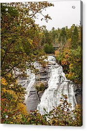 2759 High Falls Acrylic Print by Stephen Parker
