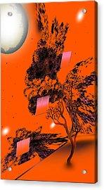 281020131954 Acrylic Print by Oleg Trifonov