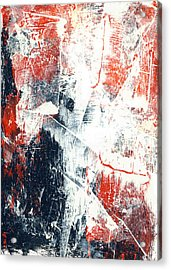 Moving On - Contemporary Abstract Painting Acrylic Print