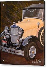 29' Ford Acrylic Print