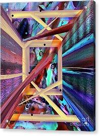291020131238 Acrylic Print by Oleg Trifonov