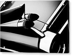 1959 Cadillac Convertible Acrylic Print by David Patterson
