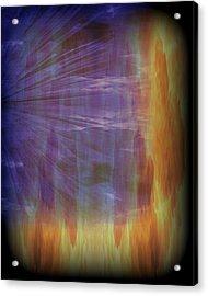 Abstract 59 Acrylic Print
