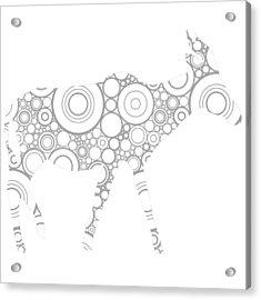 Antilope Acrylic Print