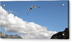 Bariloche Argentina Acrylic Print by Jim McCullaugh