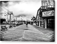 Before The Crowds Acrylic Print