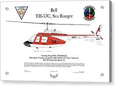 Bell Th-57c Sea Ranger Acrylic Print
