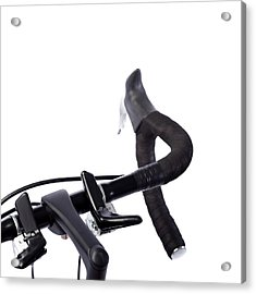 Bicycle Handlebars Acrylic Print