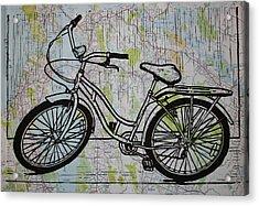Bike 5 Acrylic Print